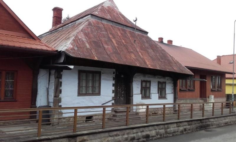 Zakliczyn dom Pod Wagą1
