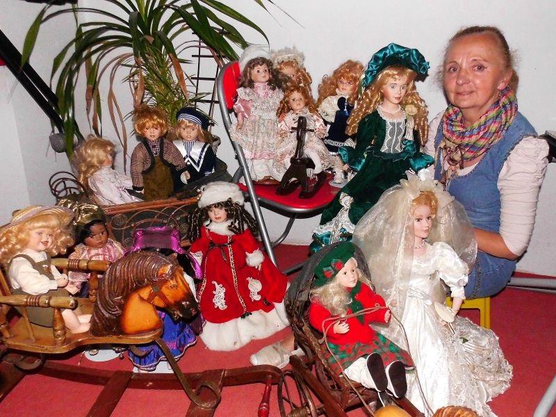 Teresa Waydowicz lalki